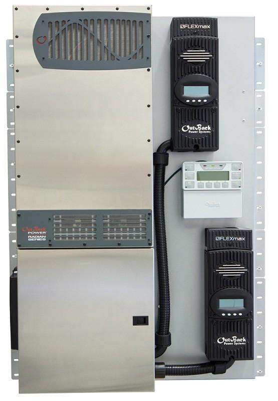 Radian 8048A Solar Inverter