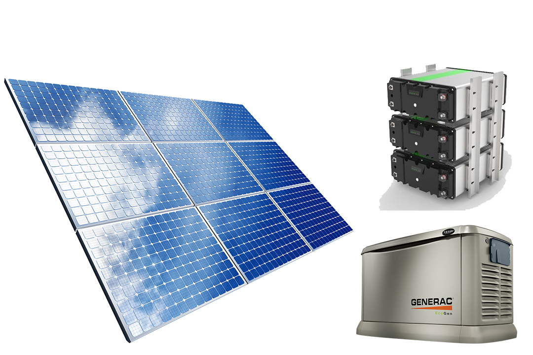 Off-grid solar by Cabo Green Power