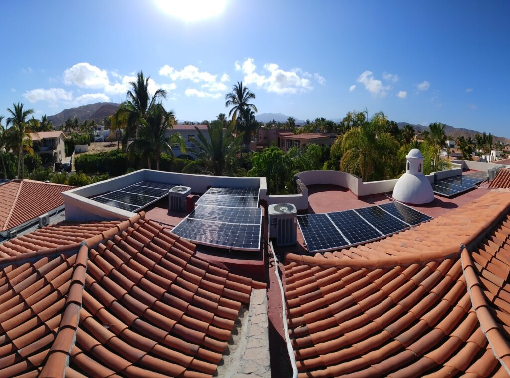 Cabo Green Power Full Roof