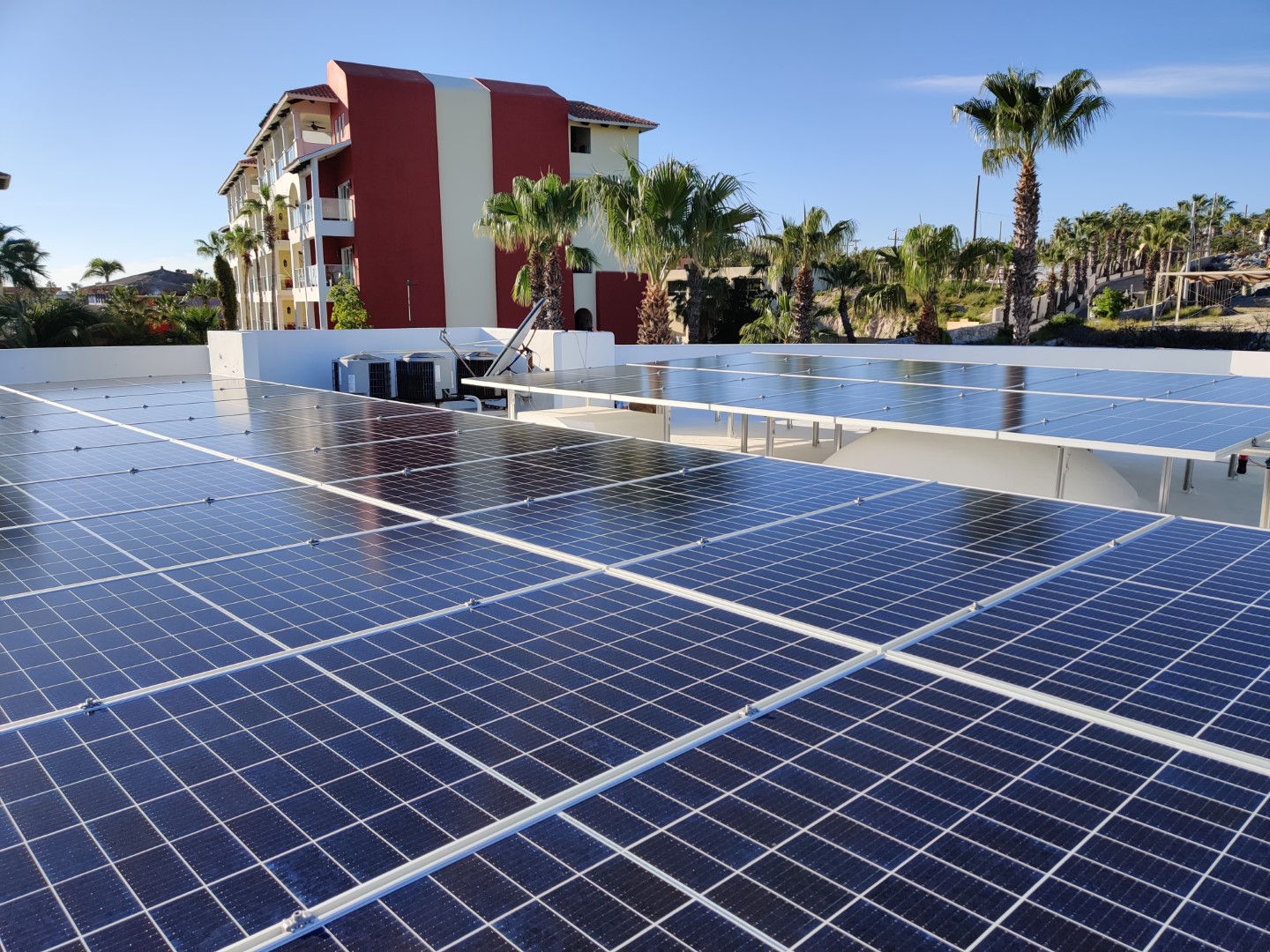 Cabo Green Power solar panels