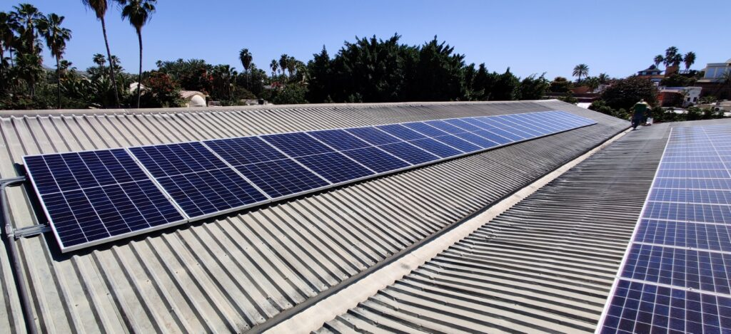 Cabo Green Power commercial solar