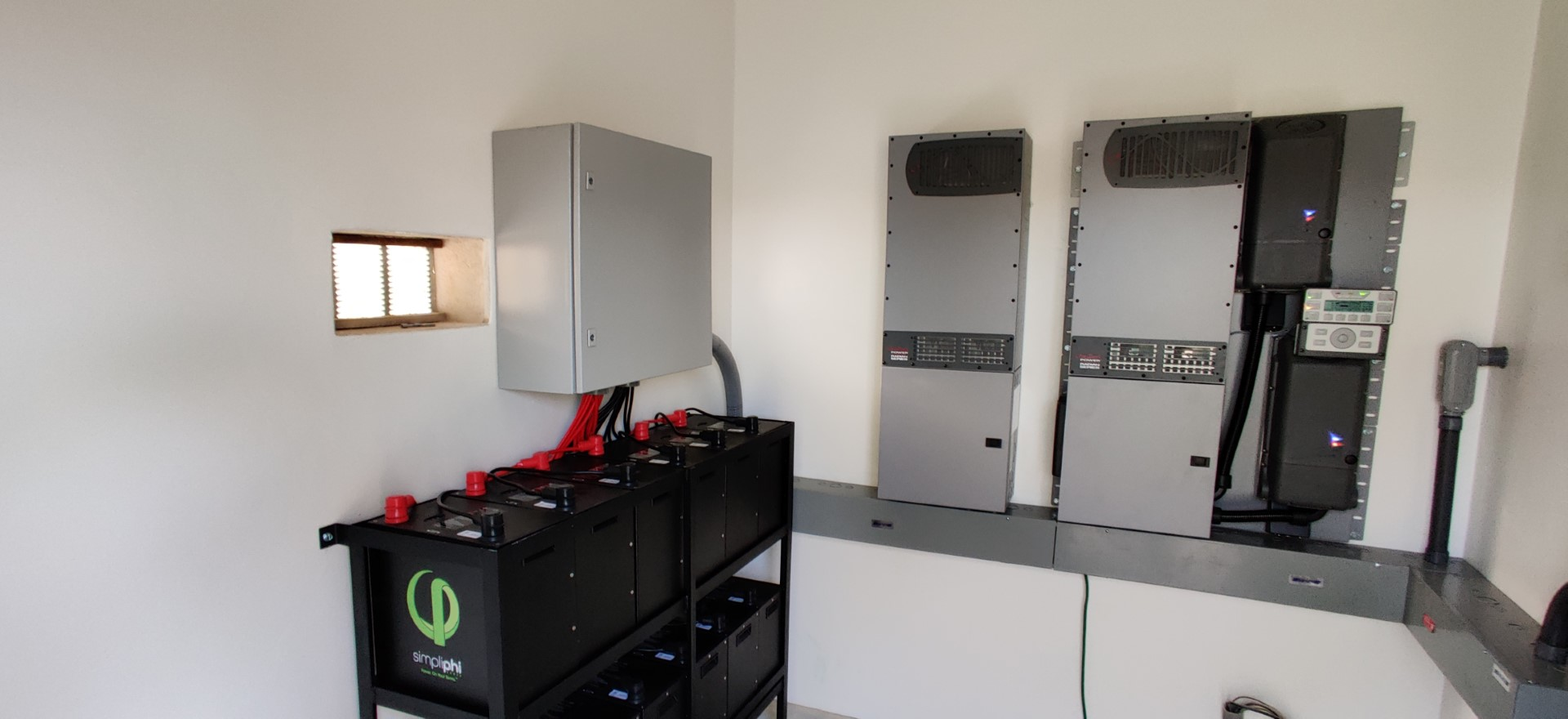 Cabo Green Power Dual Radian System