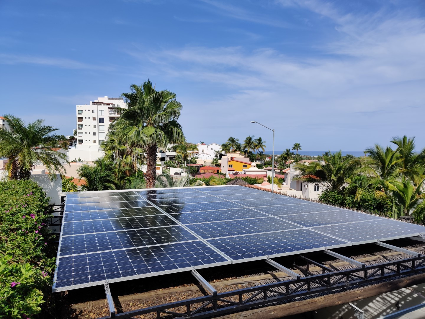 Finisterra solar - Cabo Green Power