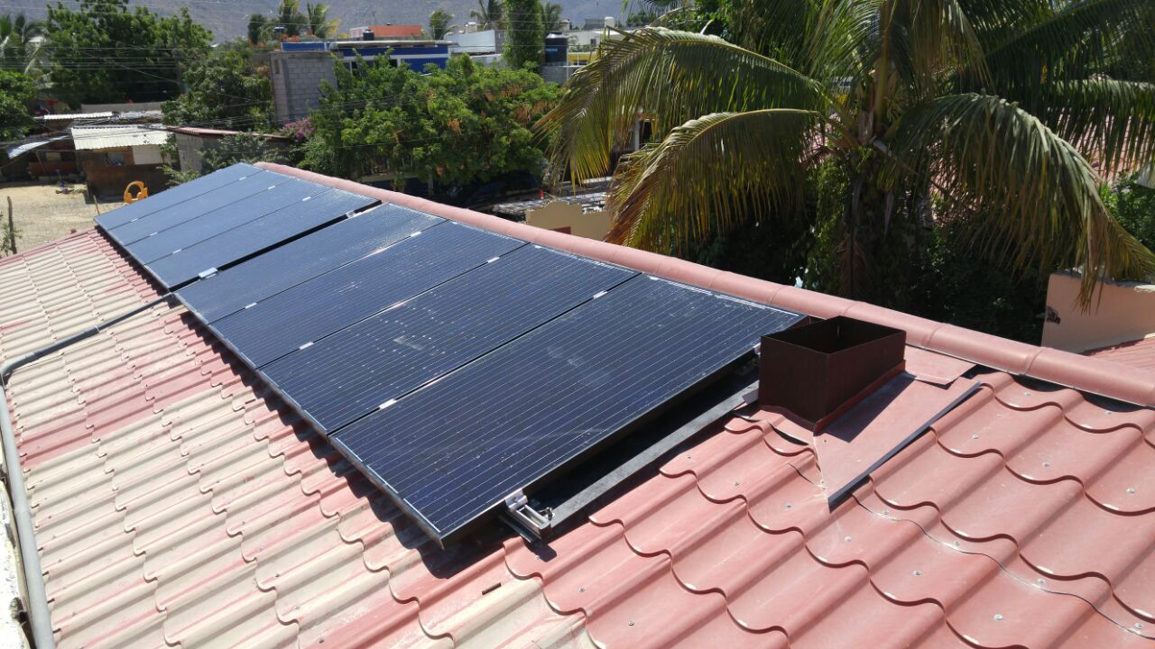 8 solar panels San Jose del Cabo